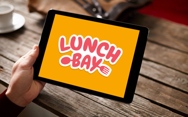 Sample branding #3 for Lunchbay