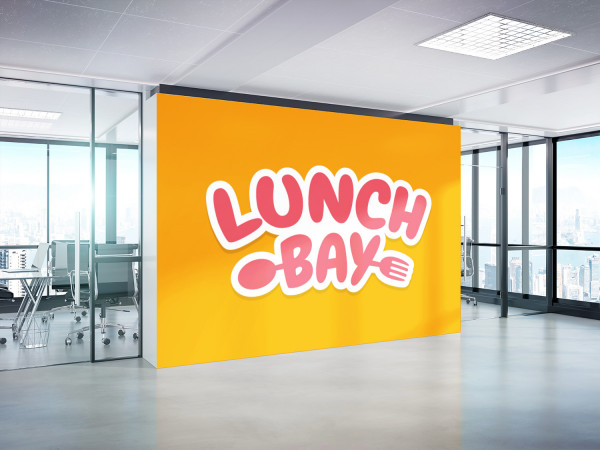 Sample branding #1 for Lunchbay