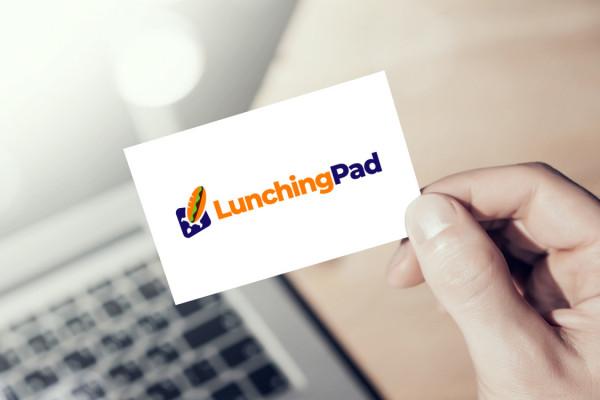Sample branding #2 for Lunchingpad