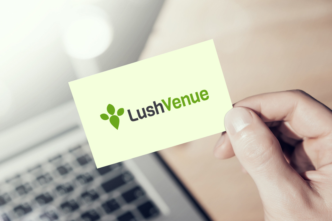 Sample branding #1 for Lushvenue