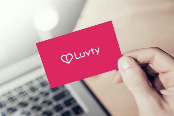 Sample branding #3 for Luvty