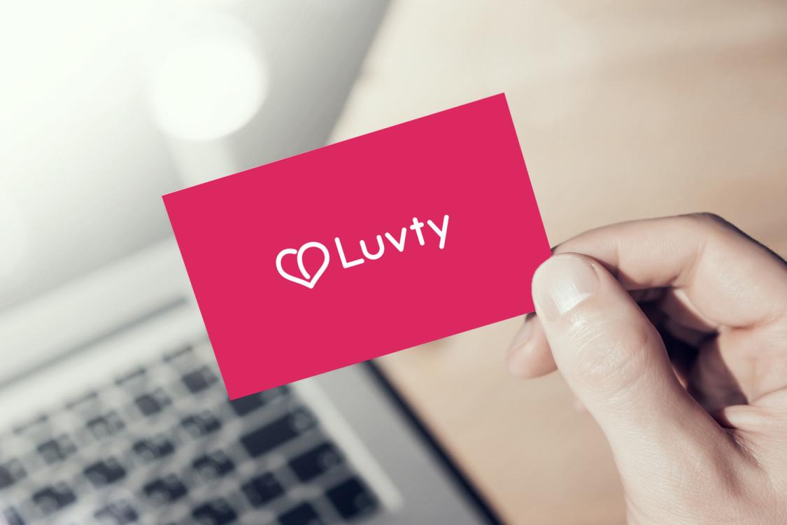Sample branding #1 for Luvty