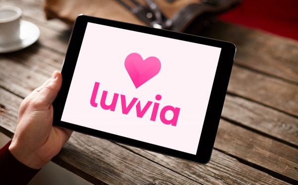 Sample branding #1 for Luvvia