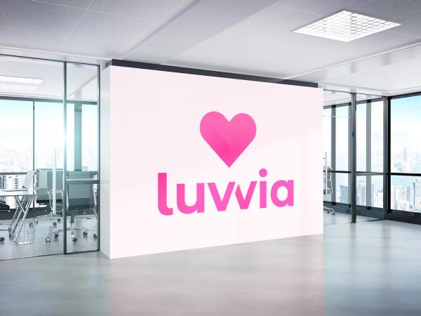 Sample branding #3 for Luvvia