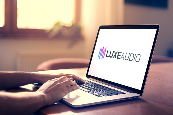 Sample branding #3 for Luxeaudio