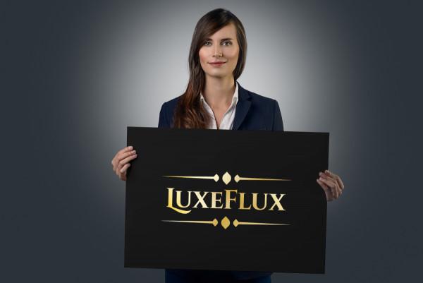 Sample branding #3 for Luxeflux