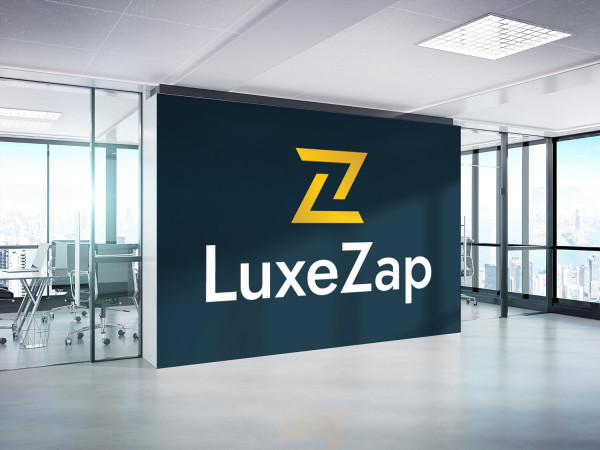 Sample branding #2 for Luxezap