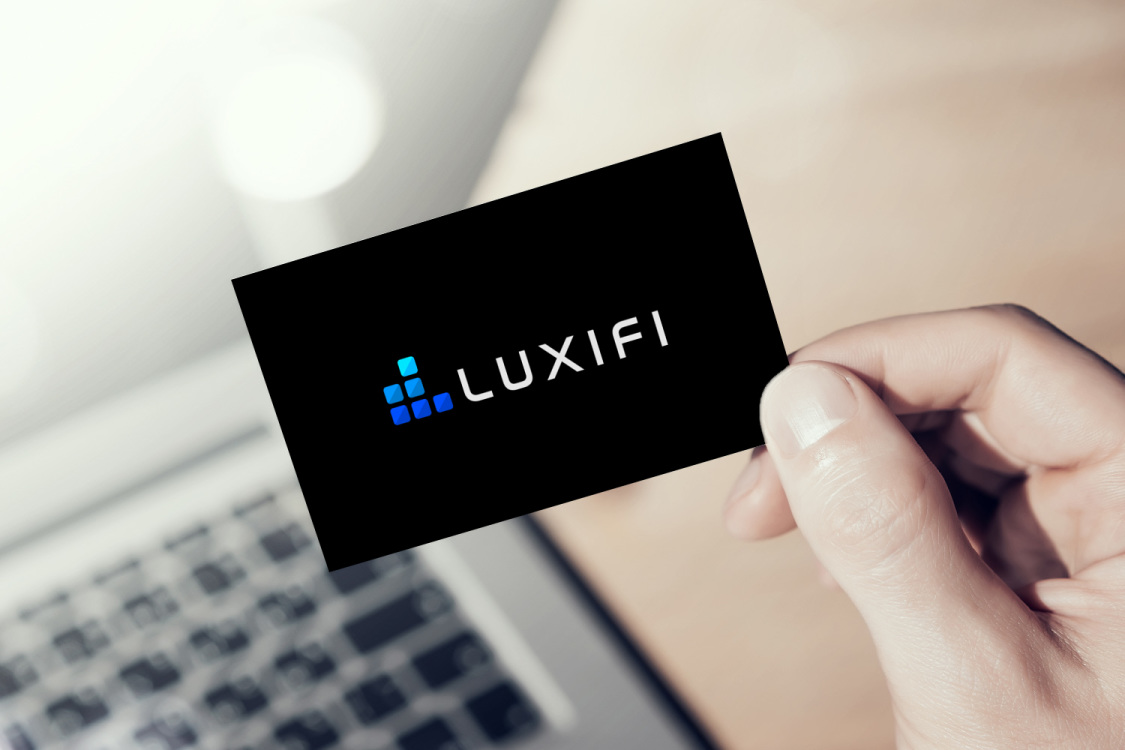 Sample branding #1 for Luxifi