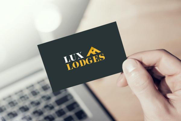 Sample branding #2 for Luxlodges