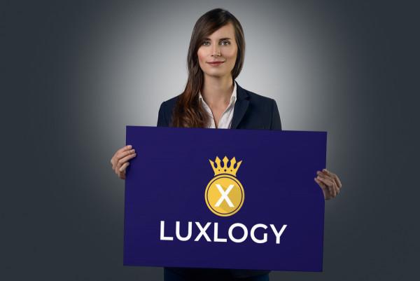 Sample branding #1 for Luxlogy