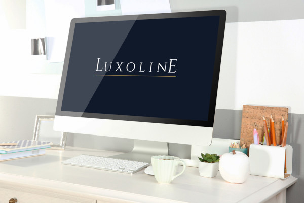 Sample branding #2 for Luxoline