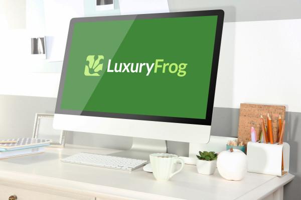 Sample branding #3 for Luxuryfrog