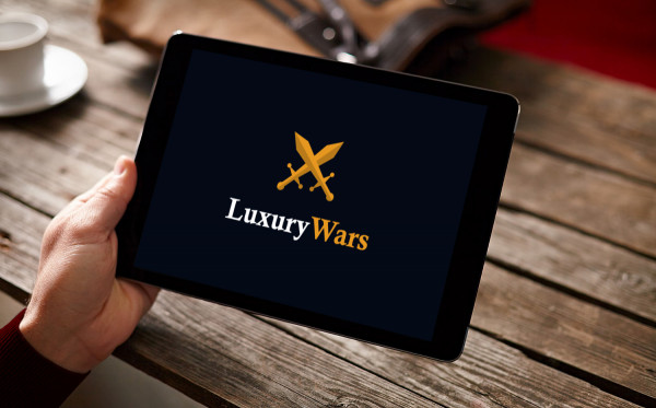 Sample branding #3 for Luxurywars