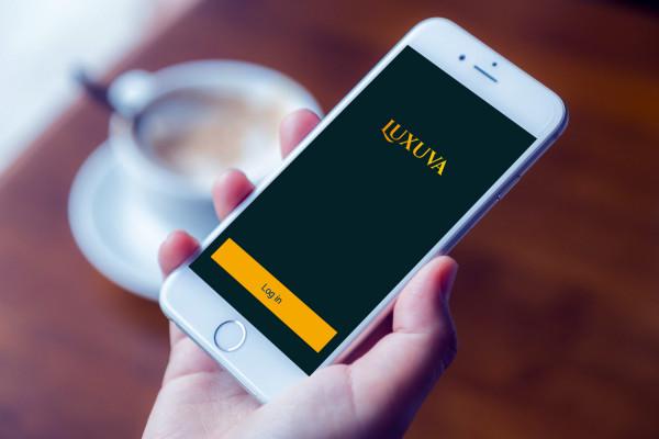 Sample branding #1 for Luxuva
