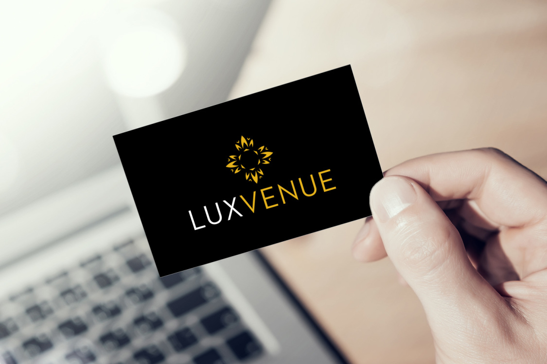 Sample branding #1 for Luxvenue