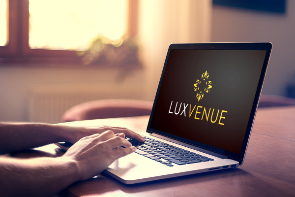 Sample branding #2 for Luxvenue
