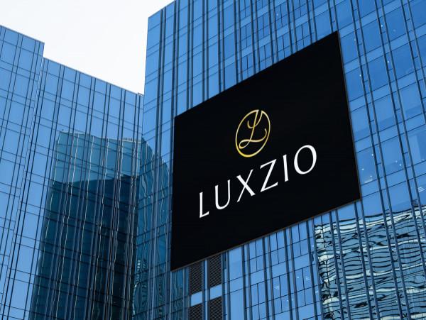 Sample branding #3 for Luxzio