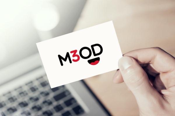 Sample branding #3 for M3od