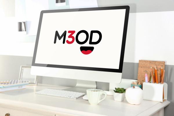 Sample branding #2 for M3od