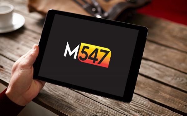 Sample branding #2 for M547