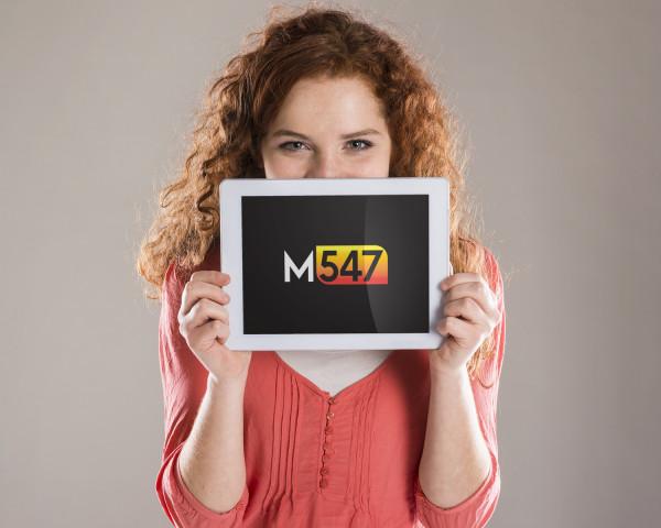 Sample branding #1 for M547