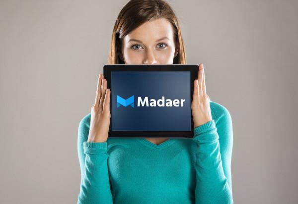 Sample branding #3 for Madaer