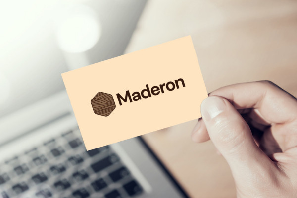 Sample branding #2 for Maderon
