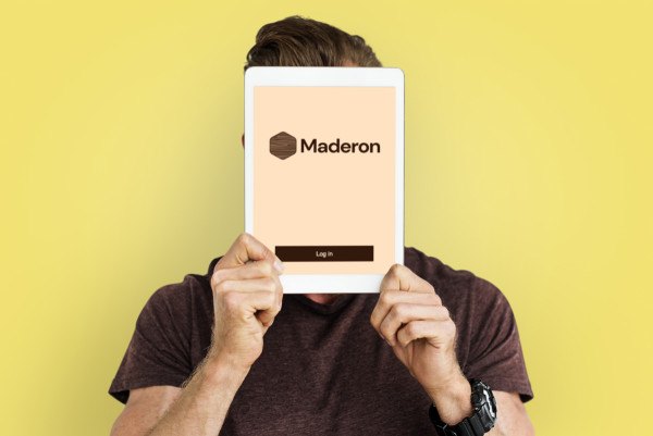 Sample branding #1 for Maderon