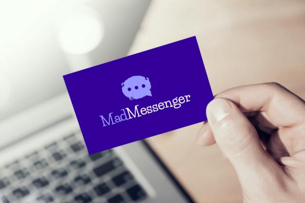 Sample branding #3 for Madmessenger