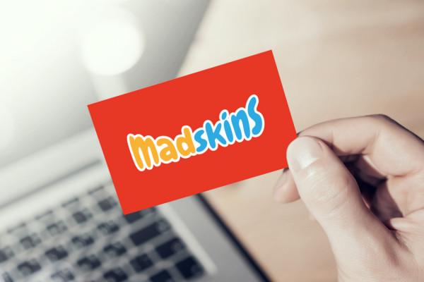 Sample branding #3 for Madskins