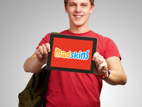 Sample branding #1 for Madskins