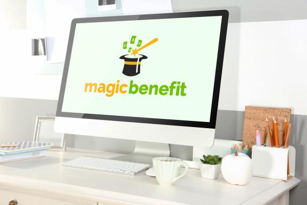 Sample branding #1 for Magicbenefit
