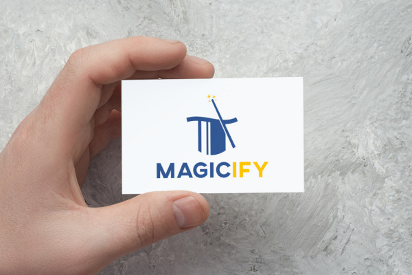 Sample branding #3 for Magicify
