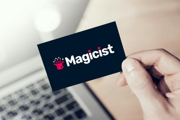 Sample branding #3 for Magicist