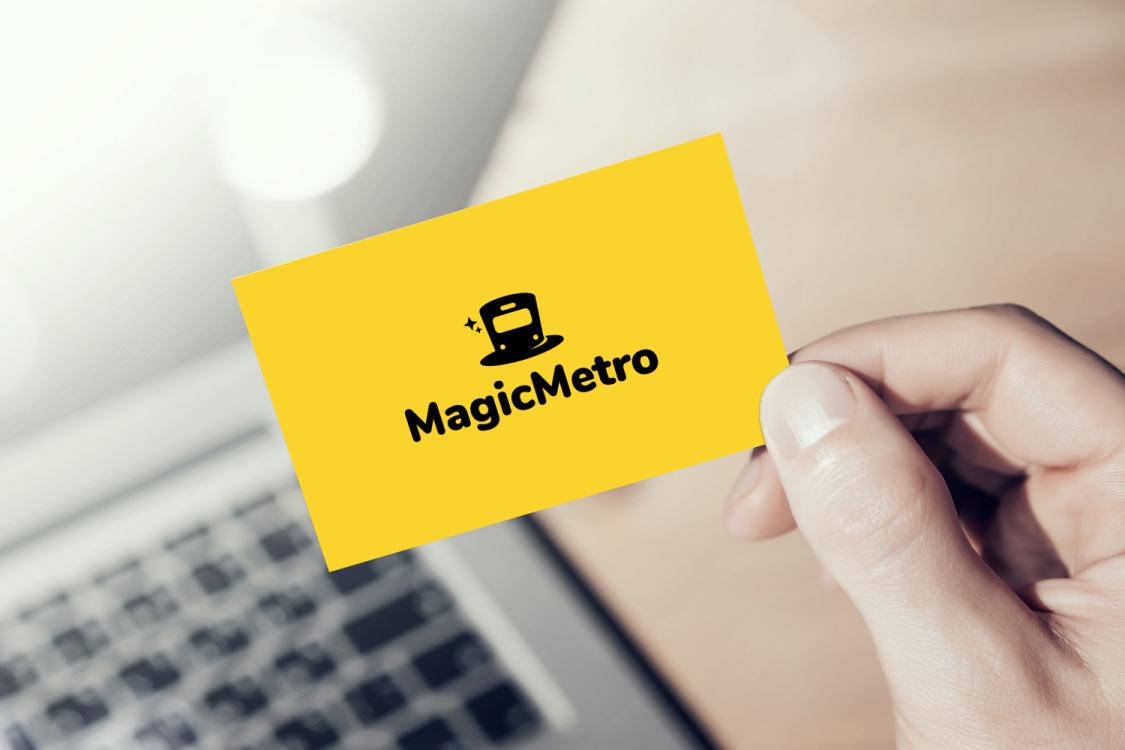 Sample branding #2 for Magicmetro