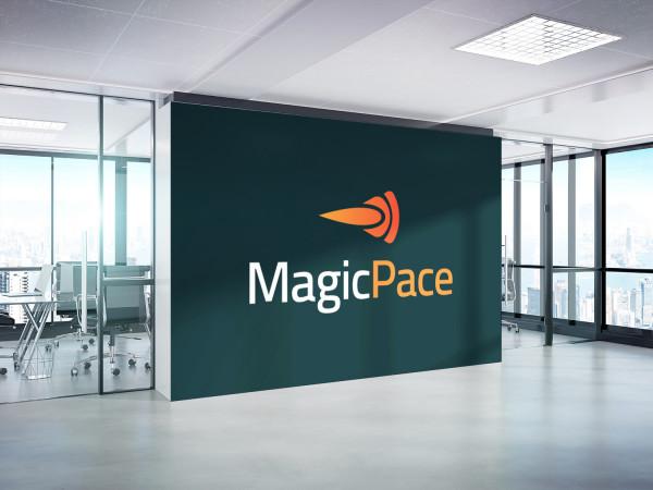 Sample branding #3 for Magicpace