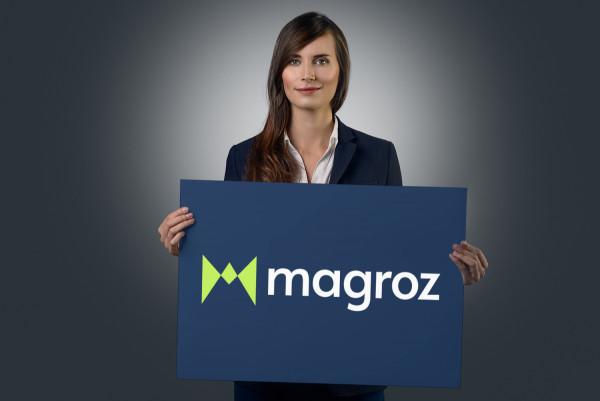 Sample branding #3 for Magroz
