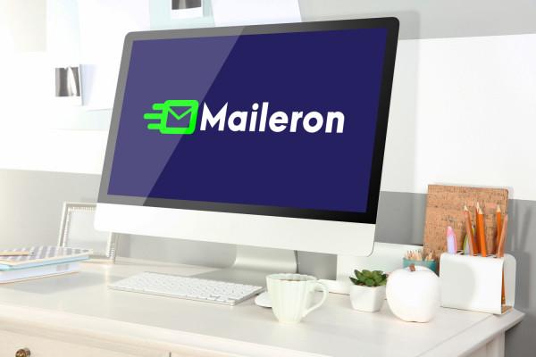 Sample branding #2 for Maileron
