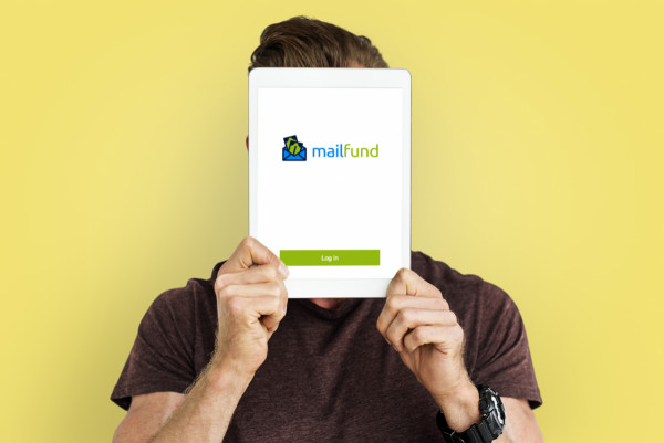 Sample branding #2 for Mailfund