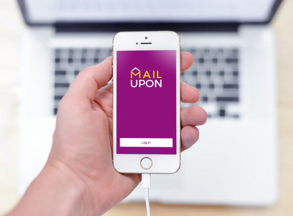 Sample branding #1 for Mailupon