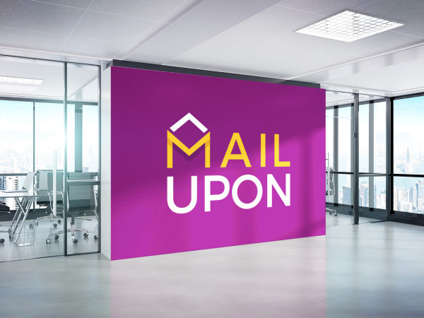 Sample branding #2 for Mailupon