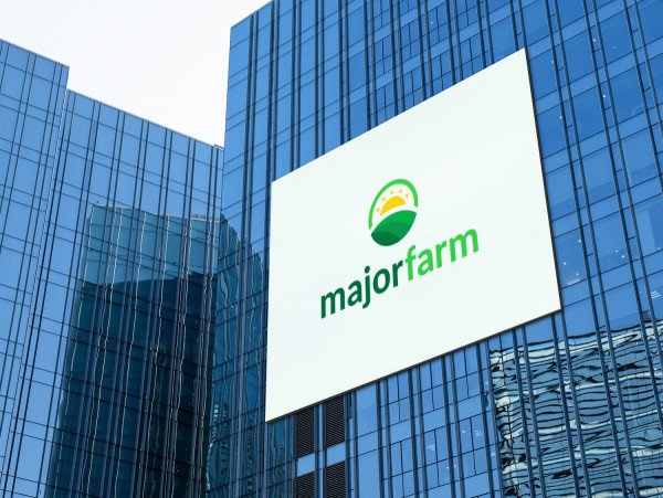 Sample branding #3 for Majorfarm