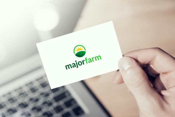 Sample branding #1 for Majorfarm