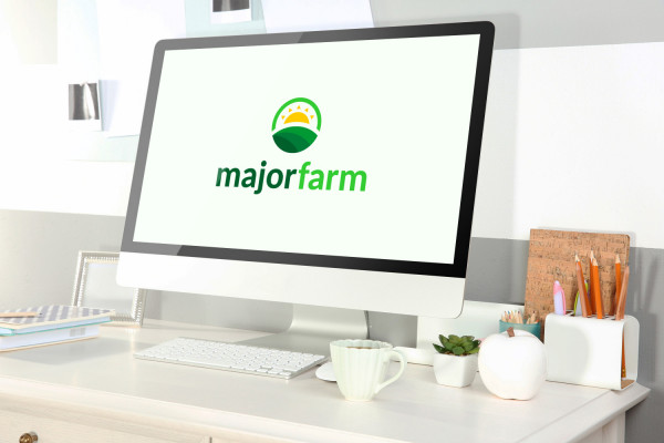 Sample branding #2 for Majorfarm