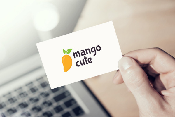 Sample branding #1 for Mangocute