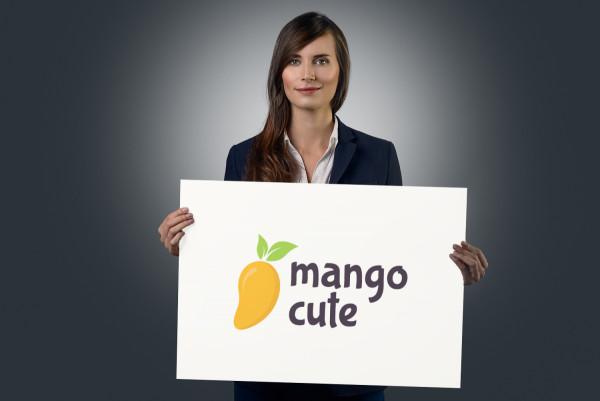 Sample branding #3 for Mangocute