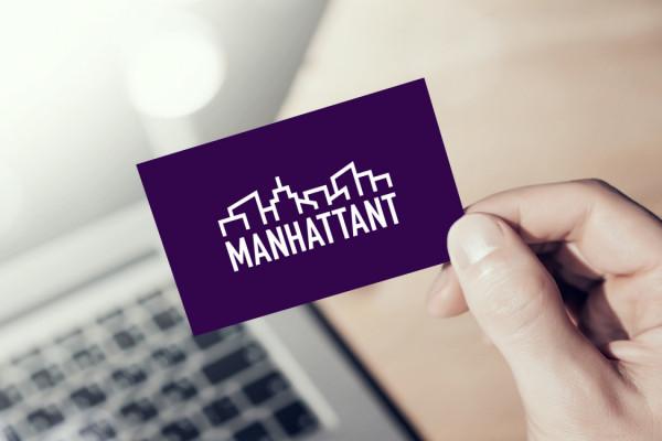 Sample branding #2 for Manhattant