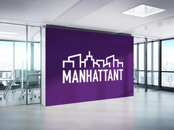 Sample branding #1 for Manhattant