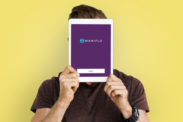 Sample branding #3 for Maniflo
