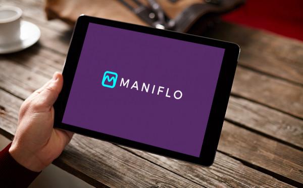 Sample branding #1 for Maniflo